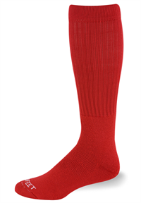 Pro Feet, Inc. - 271 Ribbed Soccer Tube Sock, Polypropylene, Stretch Nylon and Elastic