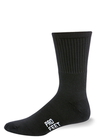 Pro Feet, Inc. - 285 Performance Multi-Sport Crew Sock, Polypropylene, Stretch Nylon, Elastic and Spandex