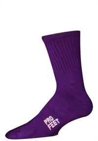385 Colored Crew Sock
