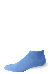 Pro Feet, Inc. - 815 Athletic Microfiber Low Cut Sock, Microfiber Nylon and Spandex